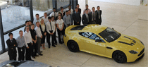 Aston Martin Careers